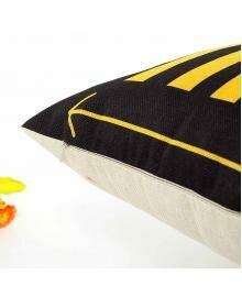 Подушка декоративная 45х45 см Сердце вышивка